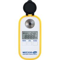 Цифровой оптический рефрактометр для спирта МЕГЕОН 72020
