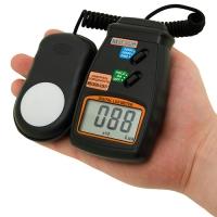 Измеритель освещенности (Люксметр) МЕГЕОН 21010