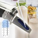 Рефрактометр для соевого молока МЕГЕОН 72017