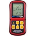 Двухканальный контактный цифровой термометр МЕГЕОН 16312