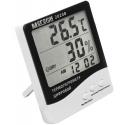Термогигрометр настольный цифровой МЕГЕОН 20208