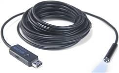 Видеоскоп-Эндоскоп USB 15м МЕГЕОН 33150