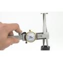 Измеритель внутренних размеров двухсторонний с глубиномером индикаторный (Нутромер) МЕГЕОН 80150