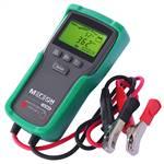 Тестер кислотных аккумуляторных батарей с напряжением 12 и 24 В МЕГЕОН 81024